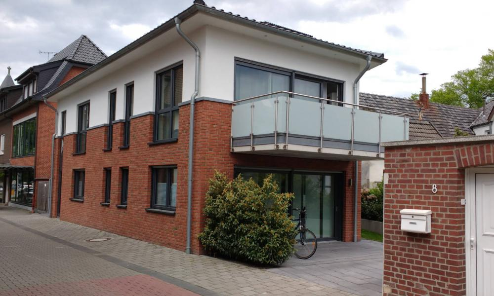 Neubau Mehrfamilienhaus: Anton Hopster Bauunternehmen