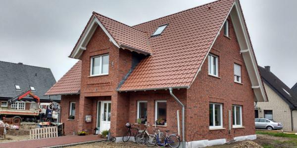 Neubau eines Wohnhauses: Anton Hopster Bauunternehmen