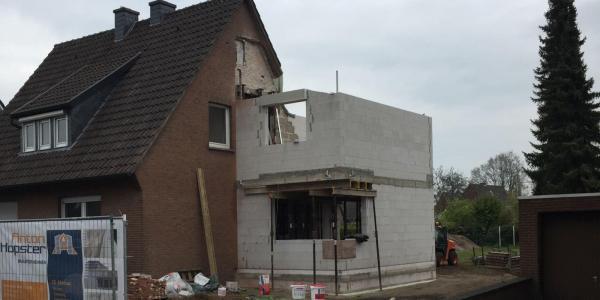 Anton Hopster Bauunternehmen Rheine Umbau Haus