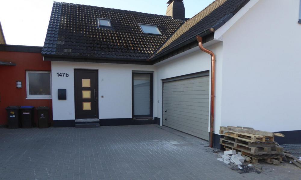Hopster Bauunternehmen: Anbau in Rheine