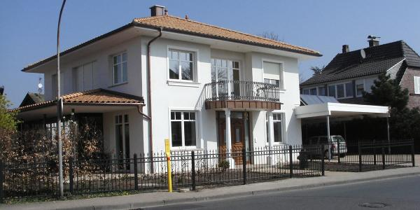 Stadtvilla Neubau in Rheine